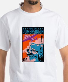 Obey the Pomeranian! T-Shirt