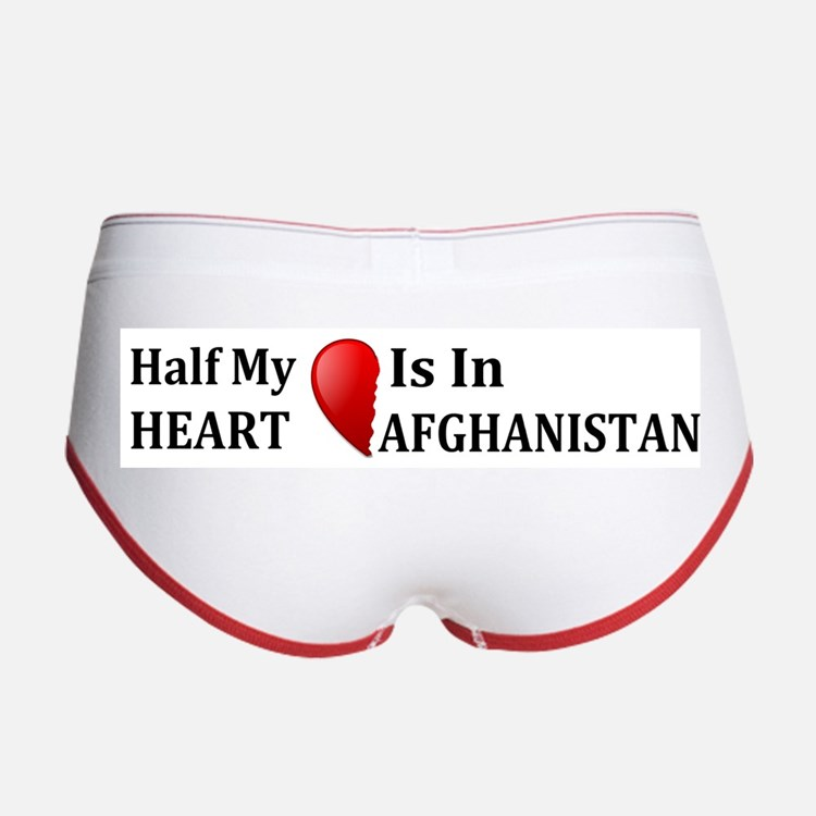 Afghanistan Women's Boy Brief