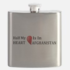 Afghanistan Flask