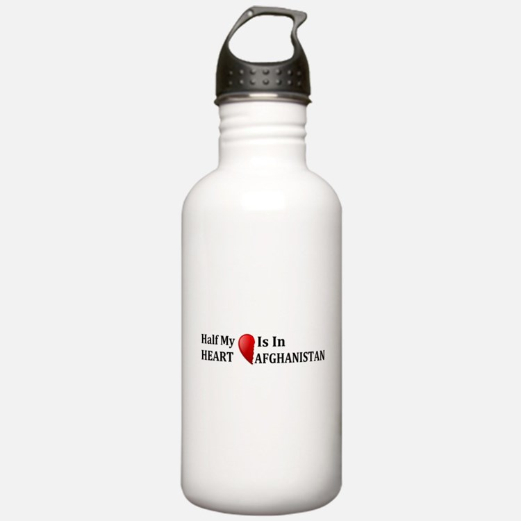 Afghanistan Water Bottle