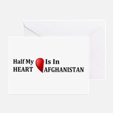Afghanistan Greeting Card