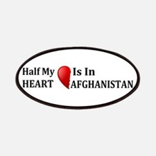 Afghanistan Patches