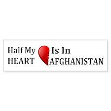 Afghanistan Bumper Bumper Sticker