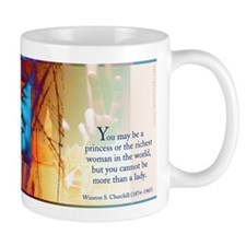 More than lady Mug
