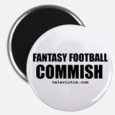 """COMMISH"" Magnet"