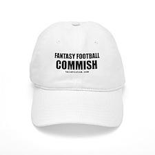 """""""COMMISH"""" Baseball Cap"""