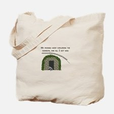 Dungeon souvenir Tote Bag