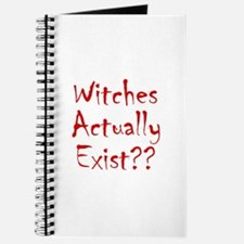 Witches Actually Exist Journal