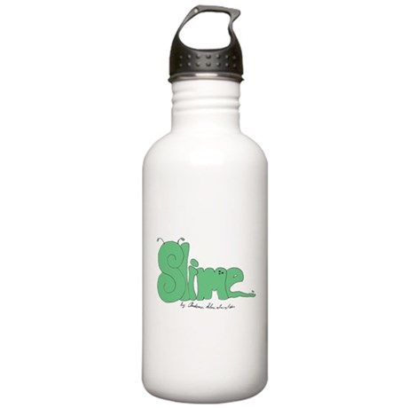 Slime Logo Water Bottle