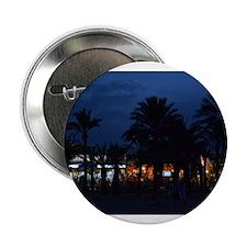 "palm trees on beach 2.25"" Button"