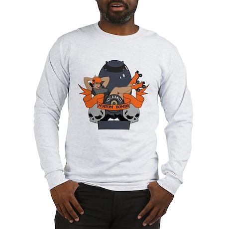 Matom Bombs Logo Long Sleeve T-Shirt