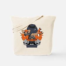 Matom Bombs Logo Tote Bag