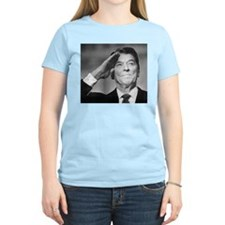 Ronald Reagan Salutes T-Shirt