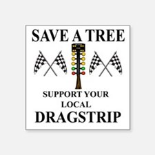 Save A Tree Sticker