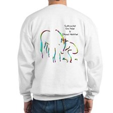 Veterinary Care Logo Sweatshirt