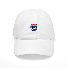 Interstate 64 - MO Baseball Cap