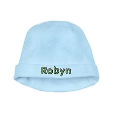 Robyn Spring Green baby hat