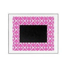 Demask Pink Picture Frame