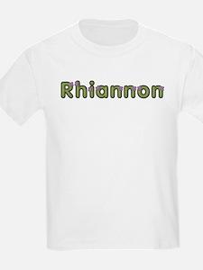 Rhiannon Spring Green T-Shirt