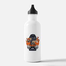 Matom Bombs Logo Water Bottle