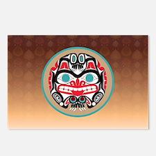 Haida Bear Postcards (Package of 8)