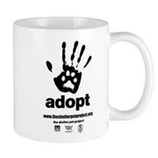 Regular Size Adopt Mug