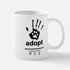 Regular Size Adopt Mug