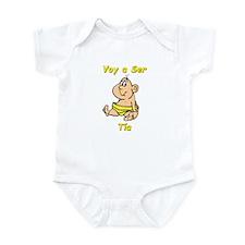 Voy a Ser Tía Infant Bodysuit