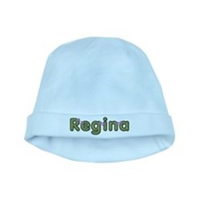 Regina Spring Green baby hat