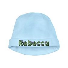 Rebecca Spring Green baby hat