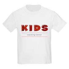 Kids Learning Center Logo3 Kids Kids T-Shirt