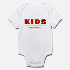 Kids Learning Center Logo3 Kids Infant Bodysuit