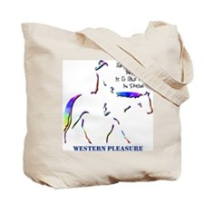 Western Pleasure Tote Bag
