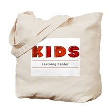 Kids Learning Center Logo3 Stuff Tote Bag