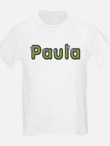 Paula Spring Green T-Shirt