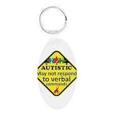 Autistic Keychains