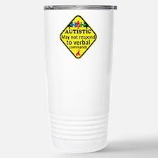 Autistic Travel Mug