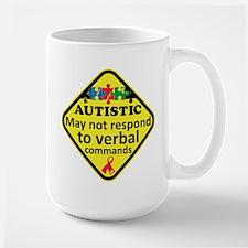 Autistic Mug