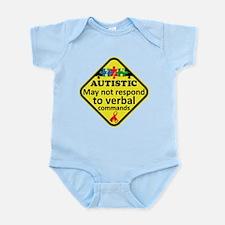 Autistic Body Suit