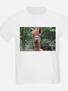 alpaca edit T-Shirt