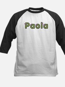Paola Spring Green Baseball Jersey