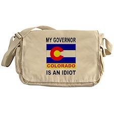 COLORADO IDIOT Messenger Bag