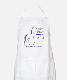 Western Pleasure BBQ Apron