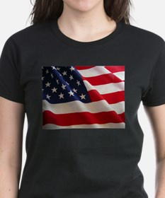 American Flag - Patriotic USA Tee