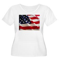 American Flag - Patriotic USA T-Shirt