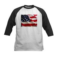 American Flag - Patriotic USA Tee
