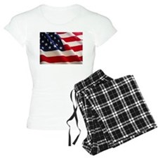 American Flag - Patriotic USA Pajamas