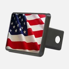American Flag - Patriotic USA Hitch Cover