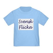Svensk Flicka T