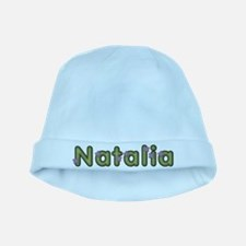 Natalia Spring Green baby hat